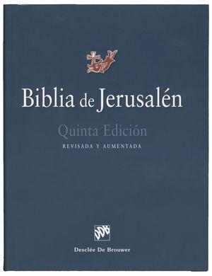 BIBLIA DE JERUSALEN (C)