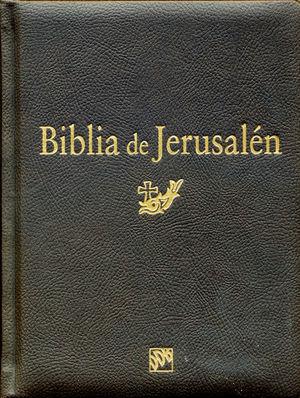 BIBLIA DE JERUSALEN (TAPA DURA CON FUNDA)