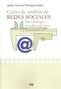 CURSO DE ANÁLISIS DE REDES SOCIALES
