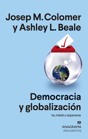 DEMOCRACIA Y GLOBALIZACIÓN