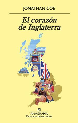 EL CORAZON DE INGLATERRA