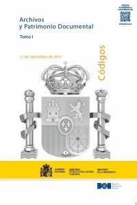 CÓDIGO DE ARCHIVOS Y PATRIMONIO DOCUMENTAL