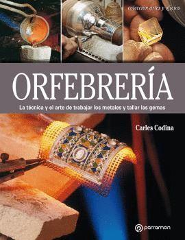 12ce94a03b39 Titulo del libro  ORFEBRERÍA  CODINA I ARMENGOL