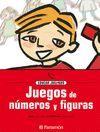 JUEGOS DE NUMEROS Y FIGURAS. EDUCAR JUGANDO