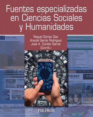 FUENTES ESPECIALIZADAS EN CIENCIAS SOCIALES Y HUMANIDADES