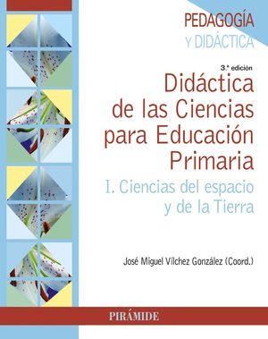 DIDÁCTICA DE LAS CIENCIAS PARA EDUCACIÓN PRIMARIA T.I