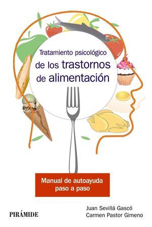 TRATAMIENTO PSICOLOGICO DE LOS TRASTORNOS DE ALIMENTACION