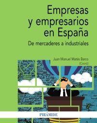 EMPRESAS Y EMPRESARIOS EN ESPAÑA