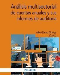 ANÁLISIS MULTISECTORIAL DE CUENTAS ANUALES Y SUS INFORMES DE AUDITORÍA