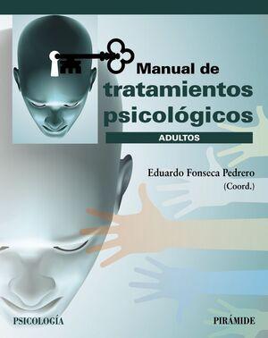 MANUAL DE TRATAMIENTOS PSICOLÓGICOS ADULTOS
