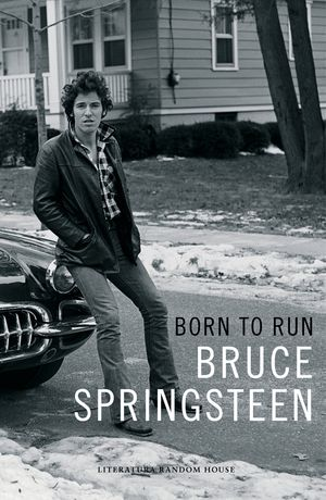 BORN TO RUN  (BRUCE SPRINGSTEEN)