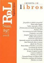 REVISTA DE LIBROS N. 197