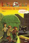 HISTORIAS DE SABUESOS. LOS PIRATAS LECTORES