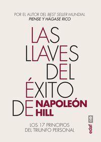 LAS LLAVES DEL EXITO DE NAPOLEON HILL