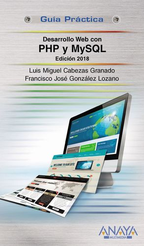 DESARROLLO WEB CON PHP Y MYSQL. EDICIÓN 2018