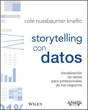 STORYTELLING CON DATOS: VISUALIZACIÓN DE DATOS PARA PROFESIONALES