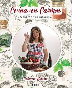 COCINA CON CARMEN. SABORES DE ANDALUCÍA