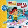 UNA DE SURF. JAKE Y LOS PIRATAS DE NUNCA JAMAS