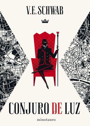 CONJURO DE LUZ. TRILOGÍA SOMBRAS DE MAGIA VOL.3