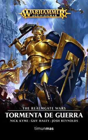TORMENTA DE GUERRA - THE REALMGATE WARS