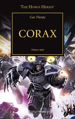 CORAX Nº40 - THE HORUS HERESY