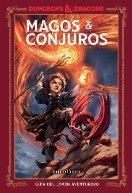 D&D MAGOS & CONJUROS
