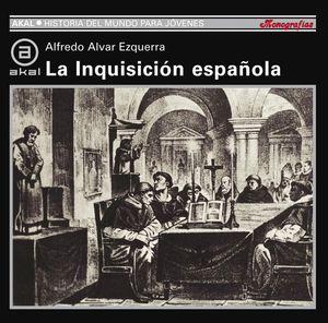 INQUISICION ESPAÑOLA, LA HISTORIA DEL MUNDO PARA JOVENES