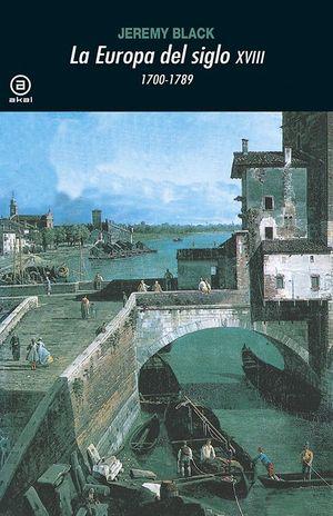 EUROPA DEL SIGLO XVIII 1700-1789