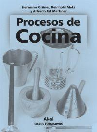 PROCESOS DE COCINA. LIBRO DEL ALUMNO