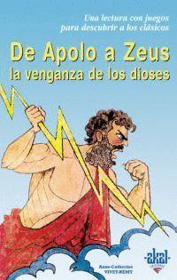 DE APOLO A ZEUS: LA VENGANZA DE LOS DIOSES. UNA LECTURA CON JUEGO