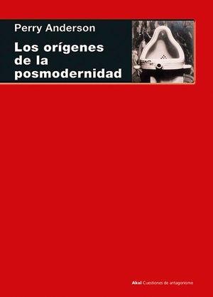 ORIGENES DE LA POSMODERNIDAD