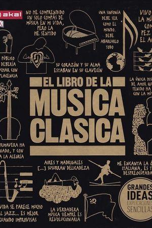LIBRO DE LA MÚSICA CLÁSICA