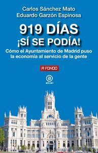 919 DIAS SÍ SE PODIA!