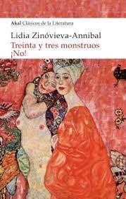 TREINTA Y TRES MONSTRUOS NO!