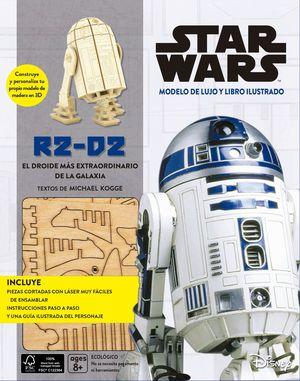 KIT R2-D2. EL DROIDE MÁS EXTRAORDINARIO DE LA GALAXIA