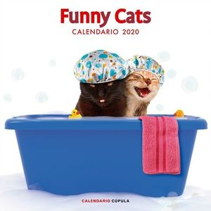 CALENDARIO 2020 FUNNY CATS