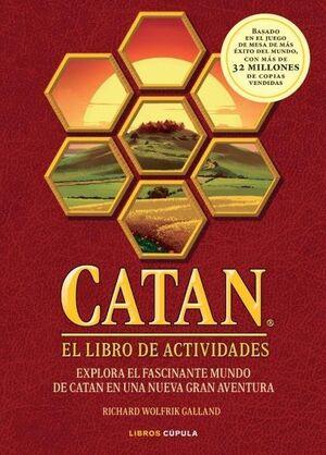 CATAN. LIBRO DE ENIGMAS Y ACERTIJOS