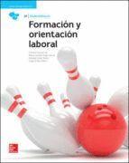 FORMACION ORIENTACION LABORAL CF.TRANSVERSAL