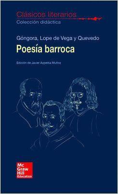 POESÍA BARROCA. CLÁSICOS LITERARIOS