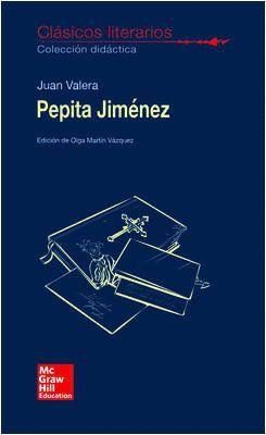 PEPITA JIM�NEZ. CLÁSICOS LITERARIOS