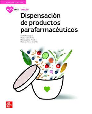 DISPENSACION DE PRODUCTOS PARAFARMACEUTICOS - CFGM SANIDAD