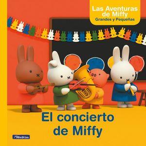 EL CONCIERTO DE MIFFY. LAS AVENTURAS DE MIFFY - MIFFY Y SUS AMIGOS  4