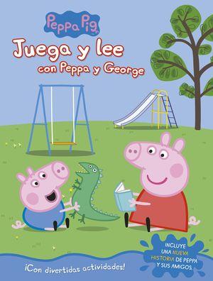 JUEGA Y LEE CON PEPPA Y GEORGE - PEPPA PIG