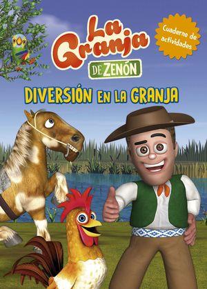 DIVERSIÓN EN LA GRANJA - LA GRANJA DE ZENÓN