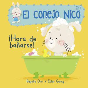 HORA DE BAÑARSE! - EL CONEJO NICO