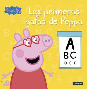 LAS PRIMERAS GAFAS DE PEPPA. PEPPA PIG