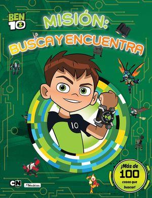 MISIÓN: BUSCA Y ENCUENTRA - BEN 10
