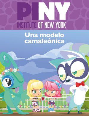 UNA MODELO CAMALEÓNICA - PINY INSTITUTO OF NEW YORK