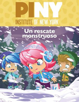 UN RESCATE MONSTRUOSO - PINY INSTITUTO OF NEW YORK