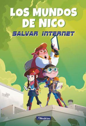 LOS MUNDOS DE NICO. SALVAR INTERNET